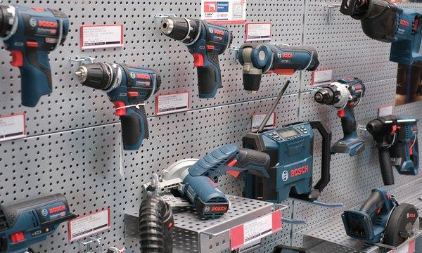 Sortiment Bau- und Werkzeugtechnik Stendal